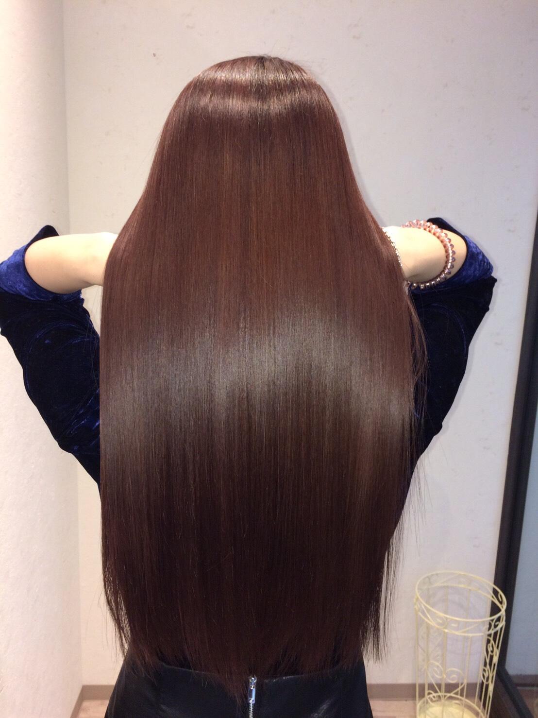 今年中に髪の毛のメンテナンスを!